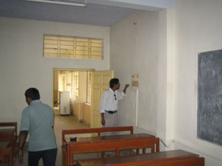 First Year Classroom