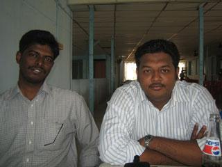 Me and Narayan