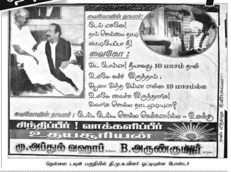 Tamilnadu Politics
