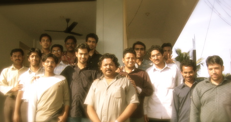 Flip Media Trivandrum Team