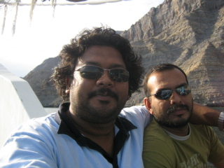 Imthiaz and Pramod