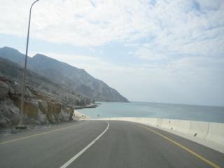 Oman corniche drive