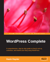 Wordpress Complete book by Hasin Hayder