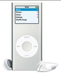 8 GB iPod Nano