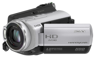 HDR-SR5E High Definition Handycam