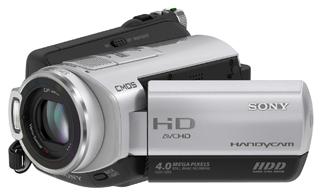 HDR-SR5E High Definition Handycam