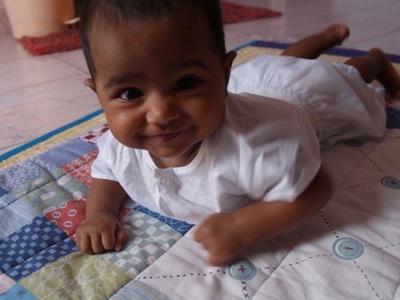 My Cute Niece Afifa