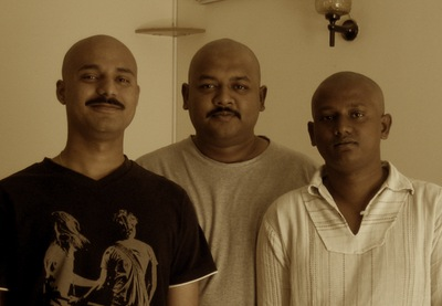 New avatar - Yogesh, Imthiaz, Riyaz
