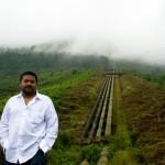 Imthiaz at Munnar