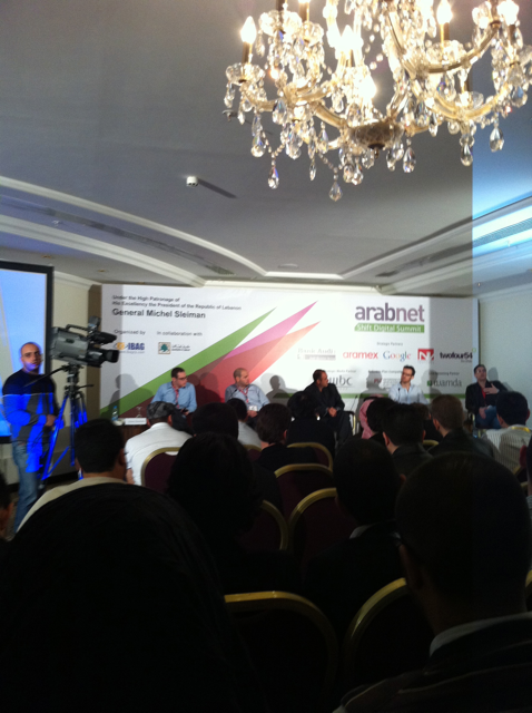 Arabnet 2011 Picture 1