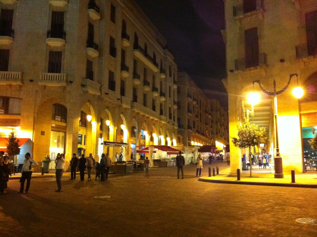 Downtown Beirut Picture 2