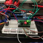 Qik 2s9v1 Proximity Sensor Gear motor with Arduino 1