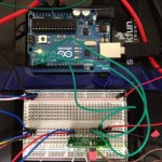 Qik 2s9v1 Proximity Sensor Gear motor with Arduino 2