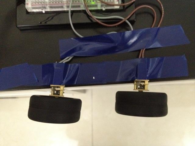 Qik 2s9v1 Proximity Sensor Gear Motor With Arduino 3