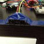 Qik 2s9v1 Proximity Sensor Gear motor with Arduino 4