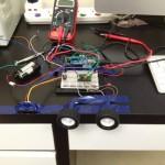 Qik 2s9v1 Proximity Sensor Gear motor with Arduino 5