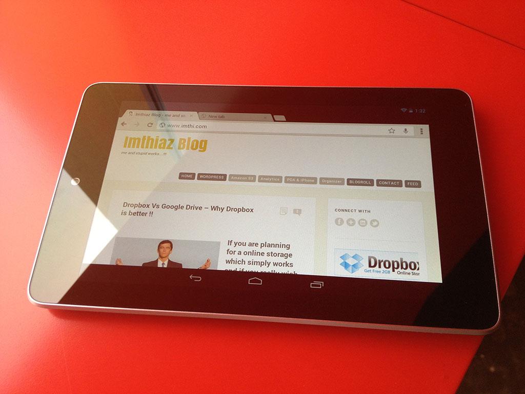 Nexus 7 Imthi.com