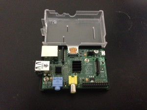 Raspberry Pi Enclosed in a Box