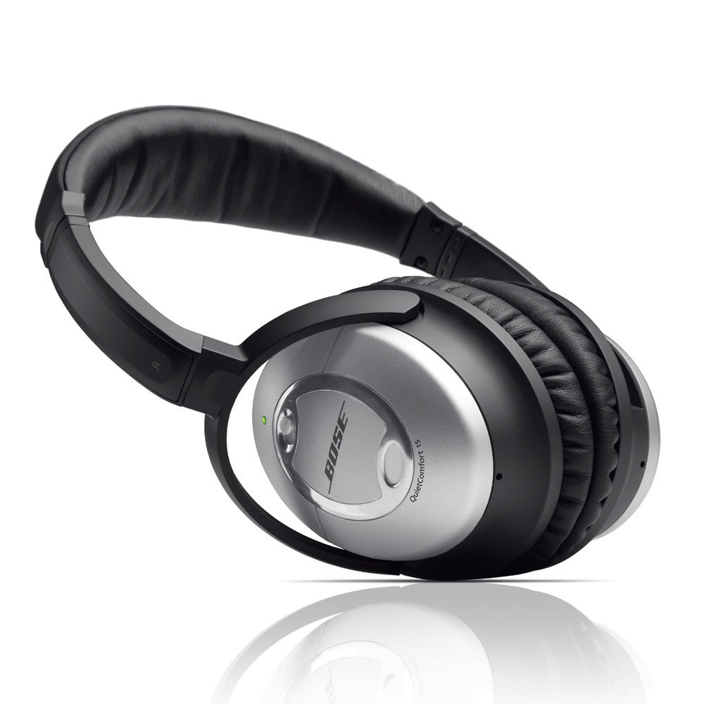 Bose QuietComfort 15 Acoustic Noise Cancelling Headphones 1