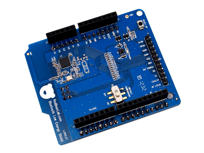 Bluetooth 4.0 Low Energy – BLE Shield 01