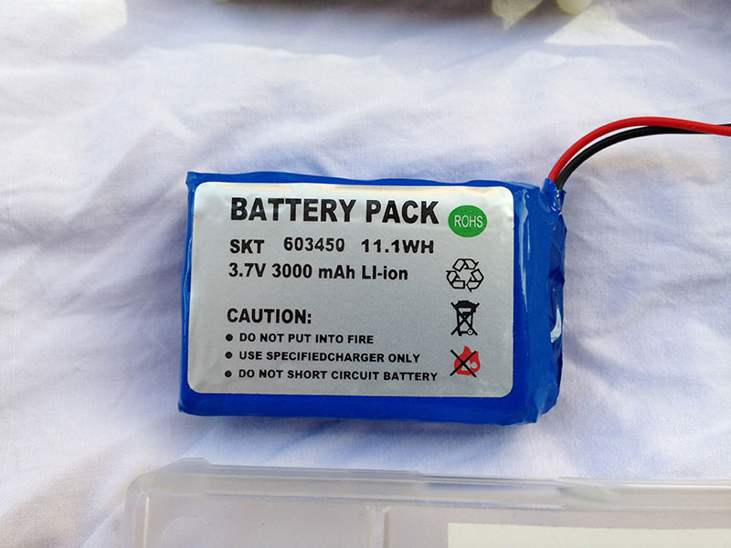 Raspberry Pi Redundant Power Supply Battery Pack