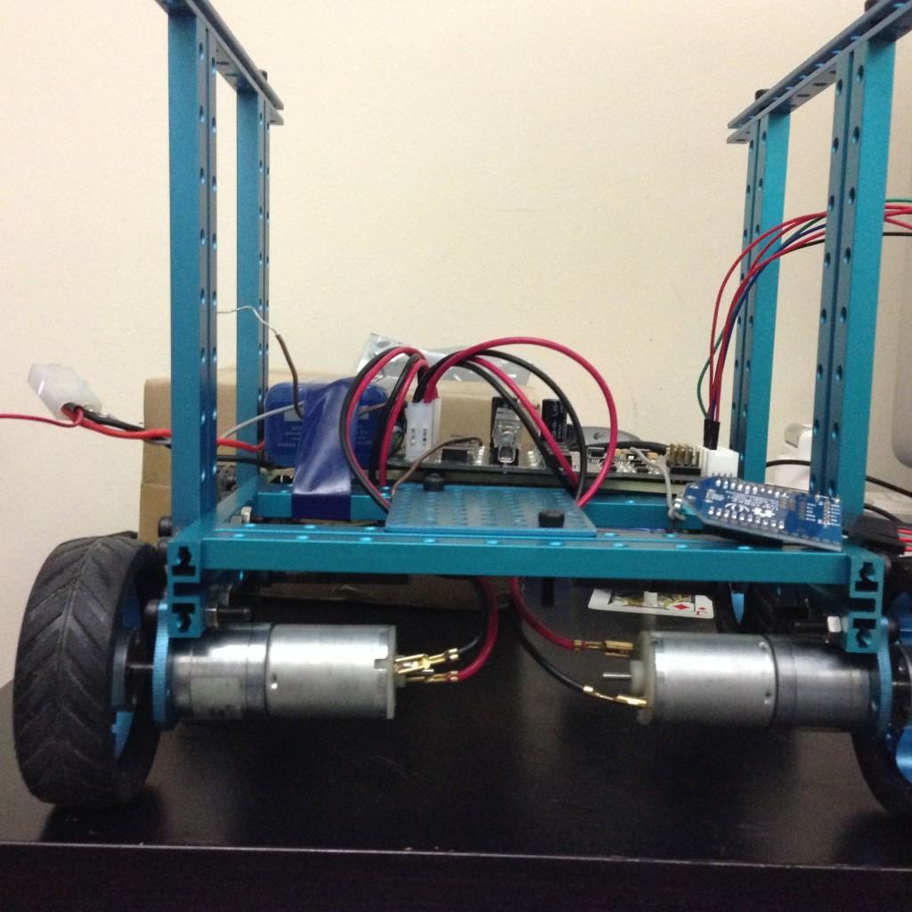 Robotic Car Gear Motors 1:75