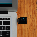 MicroView clock app