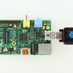 MicroView in Raspberry Pi