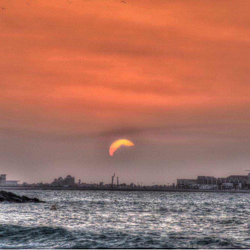 Jumeirah Sunset 02