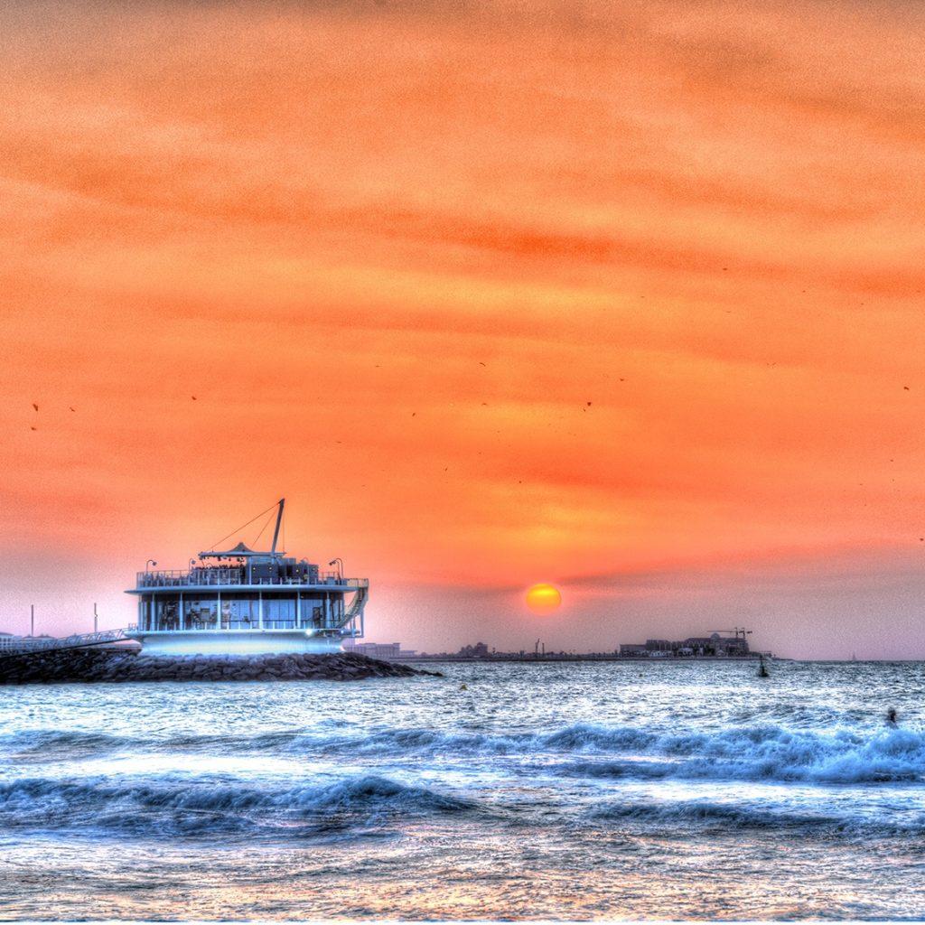 Jumeirah Sunset 03