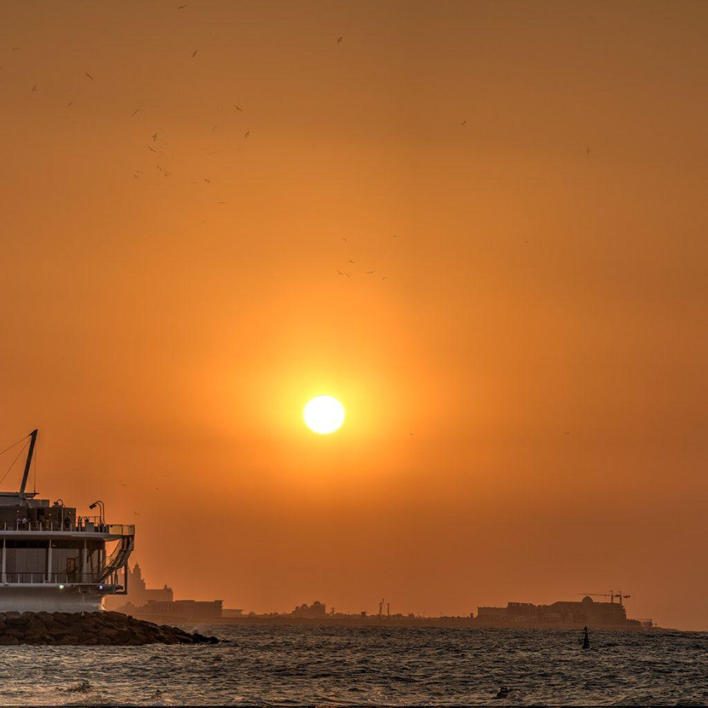 Jumeirah Sunset 05