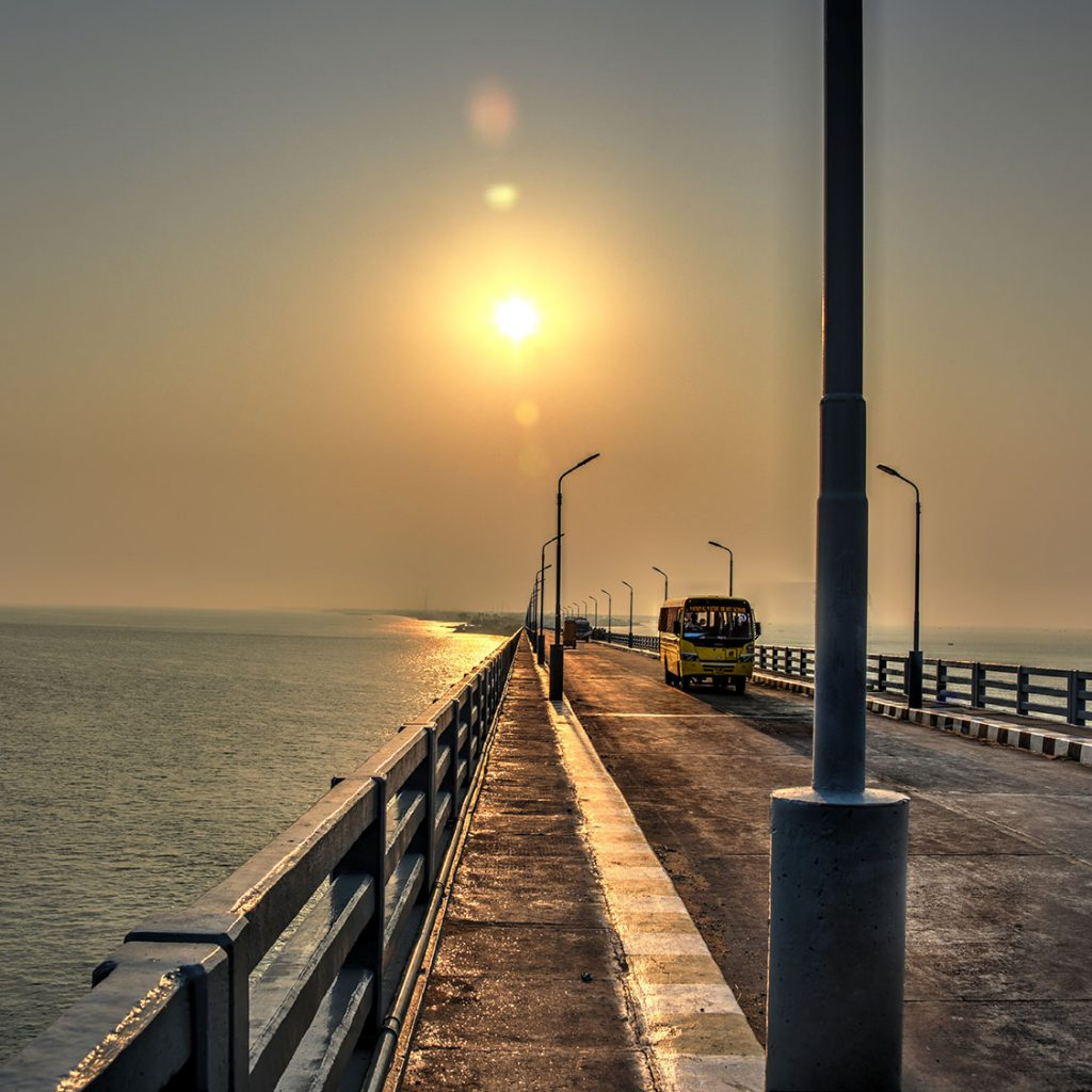 Pamban Bridge 02