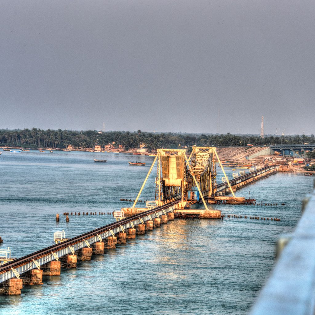 Pamban Bridge 04