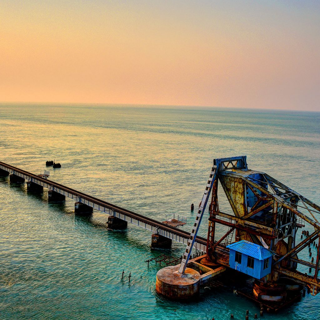 Pamban Bridge 05