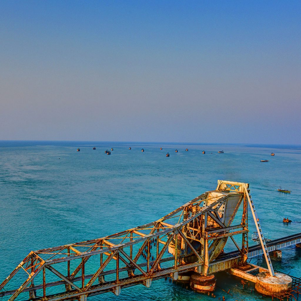 Pamban Bridge 06
