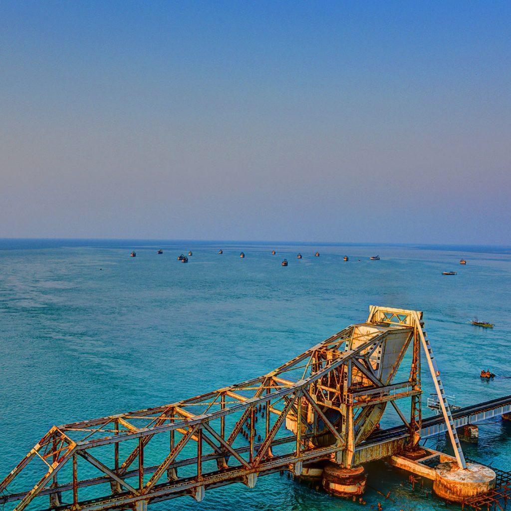 Pamban Bridge 06