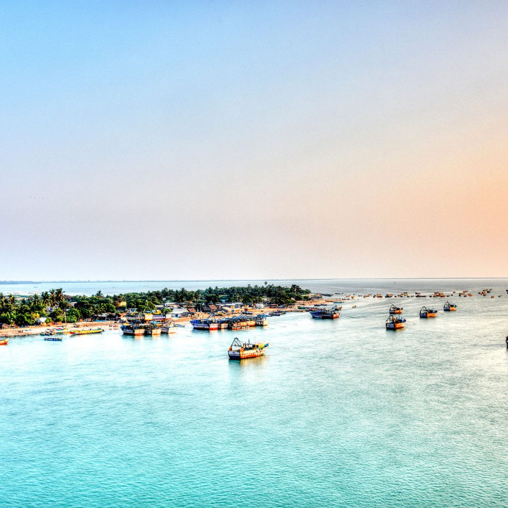 Pamban Bridge 09