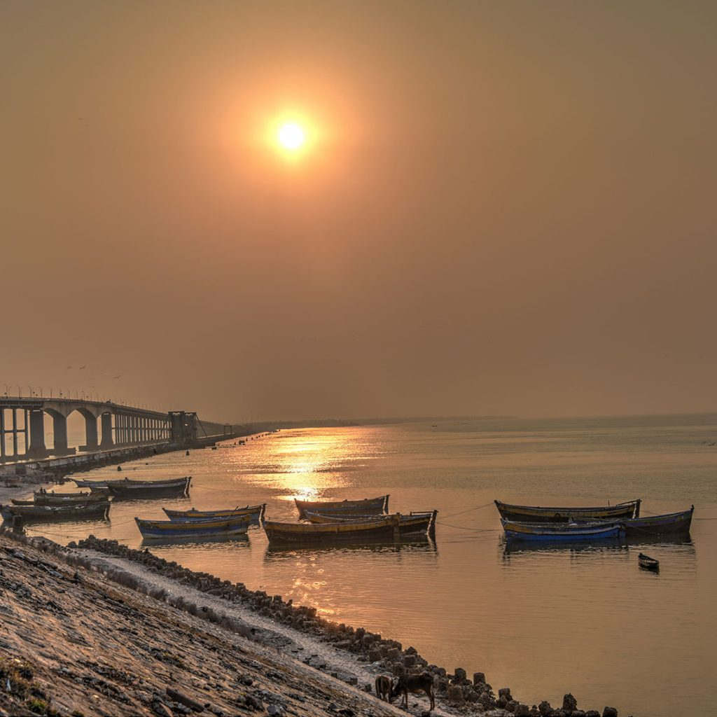 Pamban Bridge 12