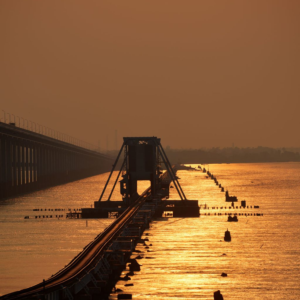 Pamban Bridge 16