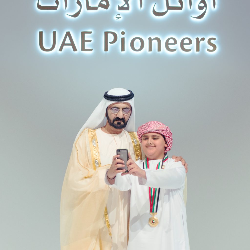 Adib Sulaiman Al Baloushi - First Emirati Child, Among 8 Who Entered Into The CNN List Of Child Geniuses